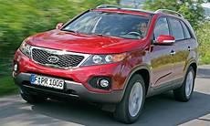 kia sorento xm gebrauchtwagen kaufen autozeitung de