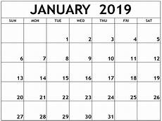 january 2019 calendar archives page 4 of 4 2019 printable calendar store
