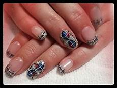 plaid nails plaid nail designs plaid nails nail designs