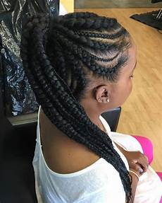 Weave Braid Hairstyles Pictures