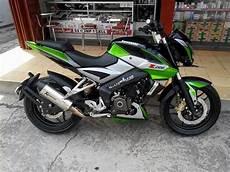 Modifikasi Pulsar by Kumpulan Foto Modifikasi Motor Kawasaki Bajaj Pulsar 200ns