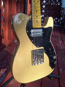 fender scale telecaster fender modern player scale telecaster butterscotch reverb