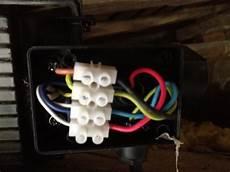 projecteur exterieur avec detecteur de mouvement branchement probl 232 me branchement projecteur ext 233 rieur