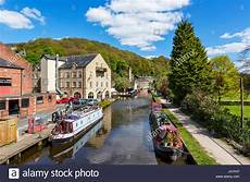 Hebden Bridge Vereinigtes Königreich - west stockfotos west bilder alamy
