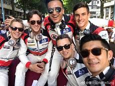 Jackie Chan Dc Racing Triomphe Aux 24h Du Mans Jackie