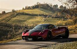 New Pagani Plant To Come Online In September Build Huayra