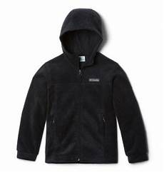 boys steens ii fleece hoodie jacket columbia