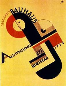contexts that changed graphic design bauhaus the face of