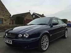 Jaguar 2007 57 X Type 2 2d Sport Premium 4dr Manual Blue
