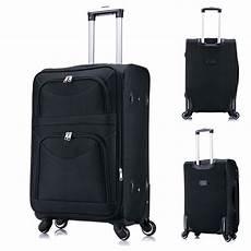 koffer trolley weichgep 228 ck reisekoffer stoff handgep 228 ck l