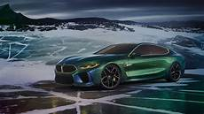 2018 Bmw M8 Gran Coupe Concept Wallpapers Specs