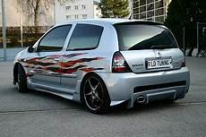 renault clio 2 tuning auto cars project renault clio tuning