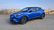 2018 toyota c hr review ratings photos specs