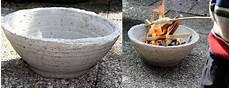 Eine Feuerschale Aus Beton F 252 R Den Garten Kann Kann