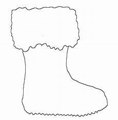 winter boot santa coloring page santa coloring pages