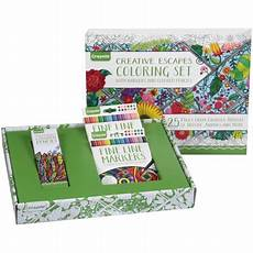 adult coloring gift set crayola adult coloring large gift set walmart com