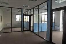 separation de bureau en verre cloisons cours et exercices