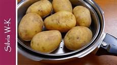kartoffeln garen im schnellkochtopf