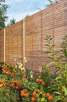 Gartenabtrennung Zum Nachbarn - sichtschutzzaun holz fences sichtschutzzaun holz