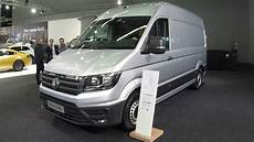 Volkswagen The New Crafter 35 New Model 2017 Vw L3h3