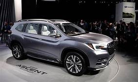 Ascent Concept Promises Subarus Return To 3 Row Crossover