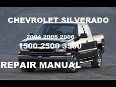 old cars and repair manuals free 2006 chevrolet impala free book repair manuals chevrolet silverado 2004 2005 2006 repair manual youtube