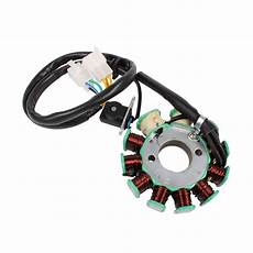 gy6 replacement stator scooterworks usa