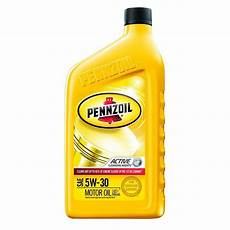 5w20 oil sds pennzoil 5w 30 conventional motor oil 1 qt 550022800 the home depot