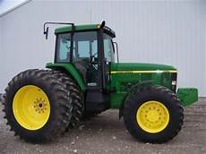 deere 7510 tractor sold for record price on missouri