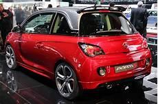Opel Adam S Geneva 2014 Photos Auto Design