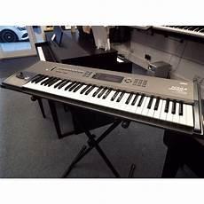 Korg N364 Workstation Keyboard Used