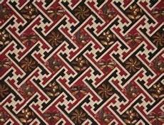 Fitinline Motif Batik Geometris Dan Non Geometris