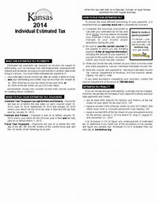 form k 40es fillable 2014 individual estimated income tax vouchers worksheet and instructions