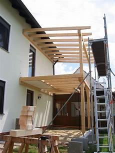 Terrassen Balkone Holzbau Peichl