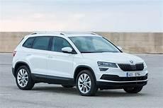 skoda karoq 1 5 tsi 2017 road test road tests honest