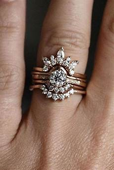 33 unique engagement rings that will make happy oh
