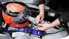 Garage Schumacher by F1 2011 Mercedes Gp Michael Schumacher Preparing In