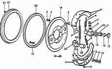 9n ford tractor brake diagram ford 9n 2n 8n discussion board re 2n brake liners