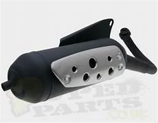 tecnigas silent pro exhaust vespa et2 lx 50cc pedparts uk