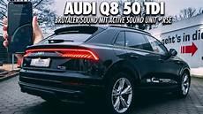 v8 sound im audi q8 dank soundmodul sound system q8