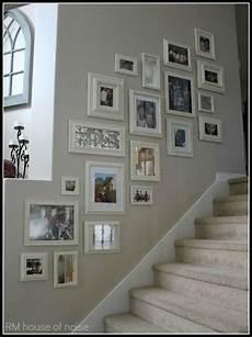 Bilder Im Treppenhaus Anordnen - bilderordnung im treppenhaus ideen dach bilder