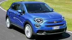 fiat 500x 2019 2019 fiat 500x refreshed design and new technology