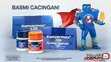 Iklan Konvermex Basmi Cacingan Mp3