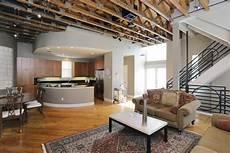 Second Floor Open Concept Living Great Flow For