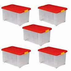 grande boite de rangement plastique pas cher boite de rangement a roulettes achat vente pas cher