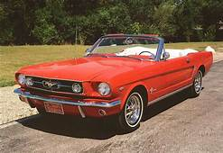 1965 Ford Mustang Convertible  The 60s Pinterest