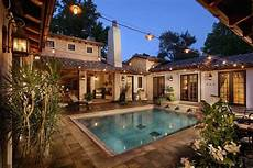 u shaped house plans with courtyard pool u shaped house plans with courtyard pool fresh home plans