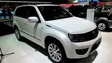 2014 suzuki grand vitara compact top diesel 4x4 exterior