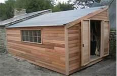 atelier en bois en kit cabane atelier en kit histoire de cabanes