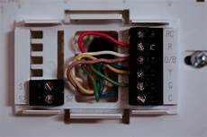 wiring a thermostat visionpro th8000 th8110u1003